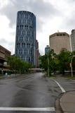 De Vloed 2013 van Calgary Stock Foto's