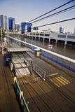 De vloed van Thailand, gebiedsMo Chit Royalty-vrije Stock Afbeelding