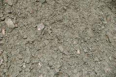 De vloeibare textuur van de cementpleister Royalty-vrije Stock Foto