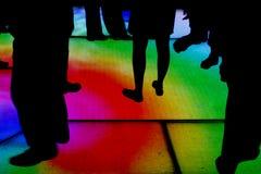 De vloer van de dans Royalty-vrije Stock Afbeeldingen