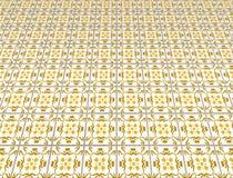 De vloer van de keuken Royalty-vrije Stock Foto