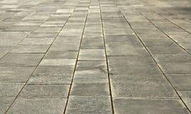 De vloer van de steen Royalty-vrije Stock Fotografie