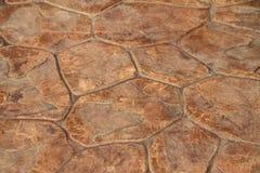 De vloer van het cement. Royalty-vrije Stock Afbeelding