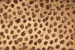 De vloer van kei als straatsteen wordt gemaakt, rutted textuur die vector illustratie