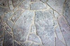 De vloertextuur van de steen Royalty-vrije Stock Afbeelding