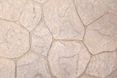 De vloertextuur van de steen Stock Foto