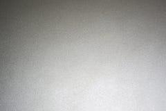 De vlotte grijze achtergrond van de glastextuur Stock Foto's