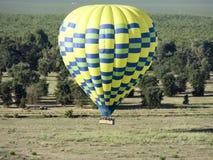 De Vlucht van de ballon Royalty-vrije Stock Afbeelding
