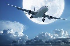 De vlucht van de ochtend Stock Foto