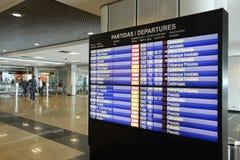 De vluchten van Brazilië Stock Foto's