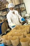 De voedselindustrie Royalty-vrije Stock Foto