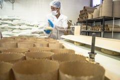 De voedselindustrie Royalty-vrije Stock Foto's