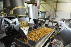 De voedselindustrie Stock Foto
