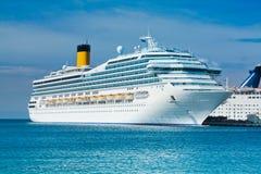 De voering van de cruise
