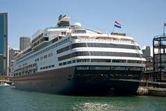 De Voering van de Cruise van de luxe Royalty-vrije Stock Fotografie