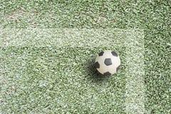 De Voetbal van de plasticine Royalty-vrije Stock Afbeeldingen