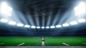 De voetbalstadion van Amerika Stock Fotografie