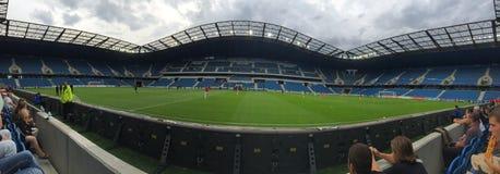 De Voetbalstadion van le Stade Oceane Royalty-vrije Stock Foto