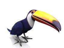 De vogel van de toekan Vector Illustratie