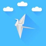 De vogel van het document Royalty-vrije Stock Fotografie