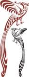 De vogel van het paradijs vector illustratie
