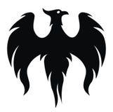 De vogel van Phoenix () Royalty-vrije Stock Foto