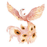 De Vogel van Phoenix Stock Afbeelding