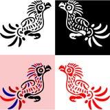 De vogels van Amerikaanse Indiërs Royalty-vrije Stock Afbeelding