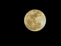 De volle maan van Albuquerque Royalty-vrije Stock Foto's