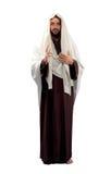 De volledige lengte van Jesus Christ Royalty-vrije Stock Foto's