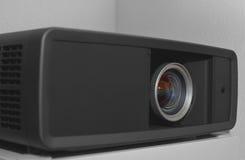 De VOLLEDIGE Videoprojector van HD Royalty-vrije Stock Fotografie