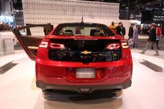 De Volt 2011 van Chevrolet royalty-vrije stock fotografie