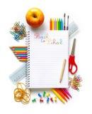 De volta à escola Imagem de Stock