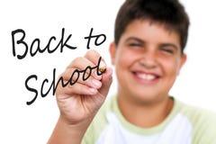 De volta à escola Imagens de Stock