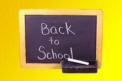 De volta à escola Foto de Stock