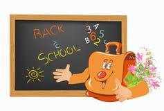 De volta à escola, Fotografia de Stock Royalty Free