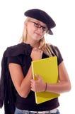 De volta à escola 4 Fotografia de Stock