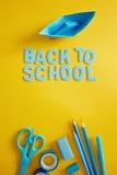 De volta à escola Foto de Stock Royalty Free