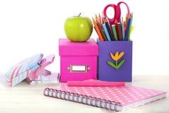De volta à escola ou ao conceito da educação Foto de Stock