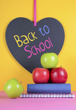 De volta à escola ou ao conceito da educação Fotos de Stock Royalty Free