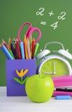 De volta à escola ou ao conceito da educação Imagens de Stock Royalty Free