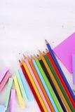 De volta à escola ou ao conceito da educação Imagem de Stock Royalty Free