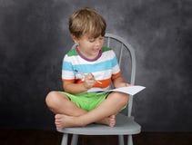 De volta à escola, sala de aula Imagem de Stock Royalty Free