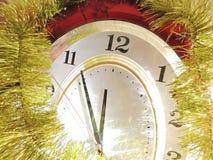 De vooravond van het nieuwe jaar royalty-vrije stock fotografie