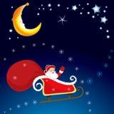 De vooravond van Kerstmis Stock Afbeeldingen
