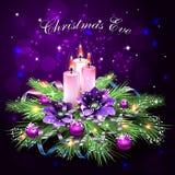 De vooravond van Kerstmis Royalty-vrije Stock Fotografie