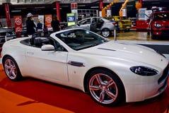De VoordeelOpen tweepersoonsauto van Aston Martin Royalty-vrije Stock Afbeelding