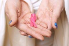 De voorlichting van borstkanker Royalty-vrije Stock Foto