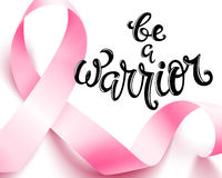 De voorlichting van borstkanker vector illustratie