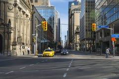 De voorsteden van Toronto Stock Afbeelding